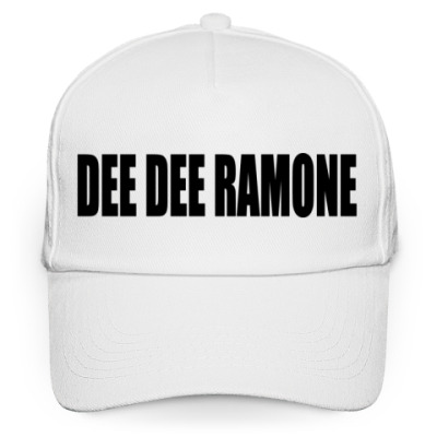 Кепка бейсболка Кепка Dee Dee Ramone