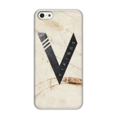 Чехол для iPhone 5/5s Vikings