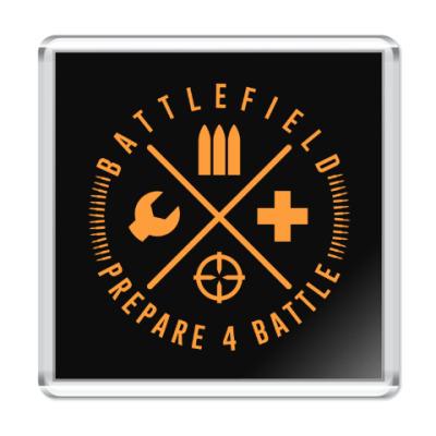Магнит Prepare 4 Battle