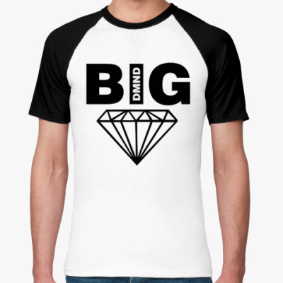 Футболка реглан BIG Diamond