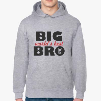 Толстовка худи BIG BRO