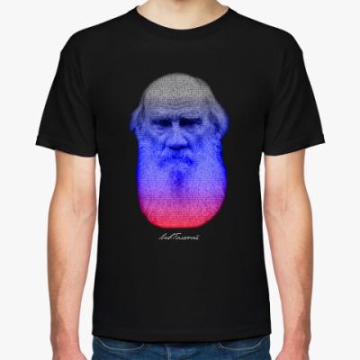 Футболка Толстой Россия