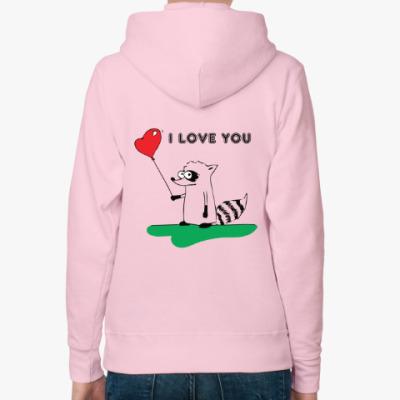 'I LOVE YOU' с Енотом