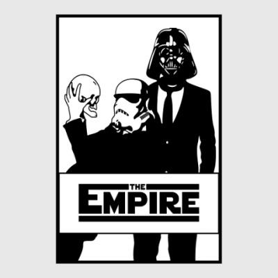 Постер The Empire. Звёздные войны