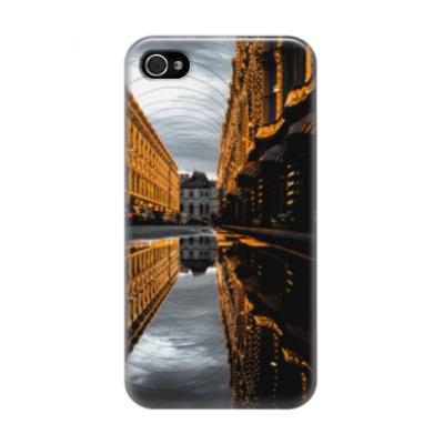 Чехол для iPhone 4/4s Венеция