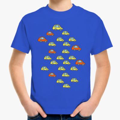 Детская футболка Для автолюбителя