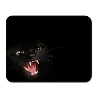 Коврик для мыши Black cat