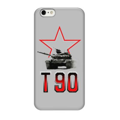 Чехол для iPhone 6/6s Танк Т-90