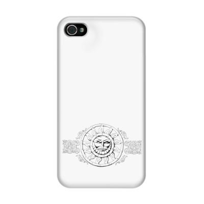 Чехол для iPhone 4/4s Русь, Россия