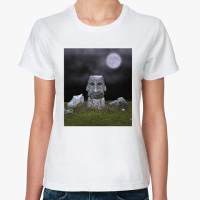 Классическая футболка Идол