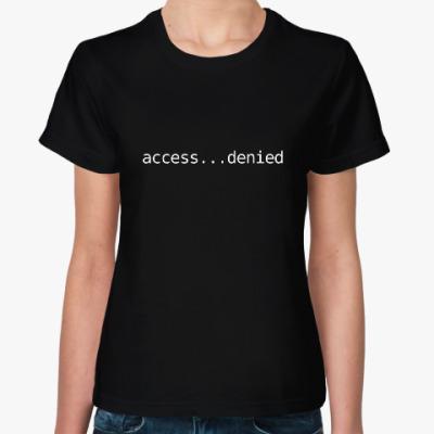 Женская футболка Mr Robot - fsociety - E Corp