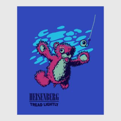 Постер Heisenberg