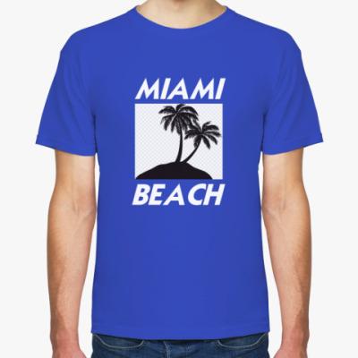 Футболка Miami Beach