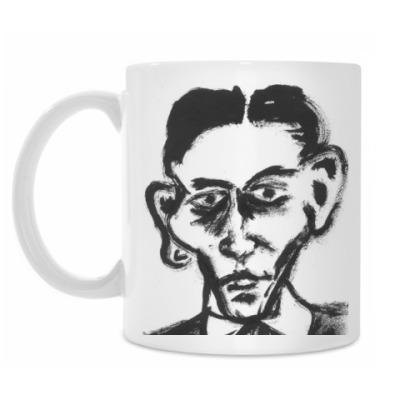 Кружка Франц Кафка