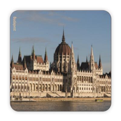 Костер (подставка под кружку) Будапешт