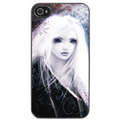 Чехол для iPhone Холодная красота