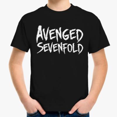 Детская футболка Avenged Sevenfold
