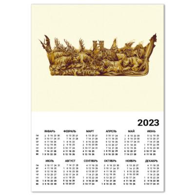 Календарь Игра Престолов: Корона