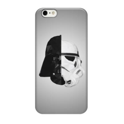 Чехол для iPhone 6/6s Star Wars: Вейдер и Штурмовик