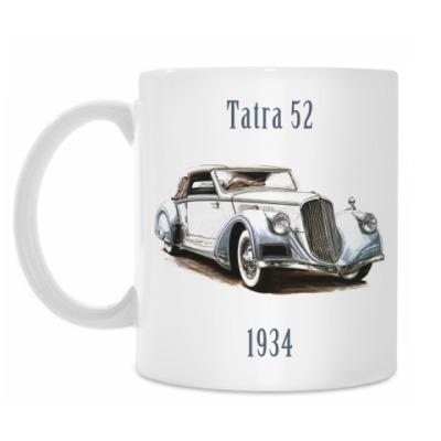 Кружка Tatra 52