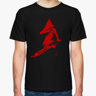 Футболка Silent Hill Pyramid Head