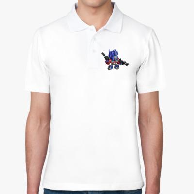 Рубашка поло Optimus Prime