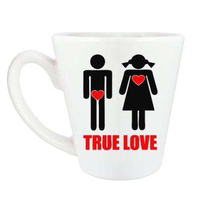 Чашка Латте True Love