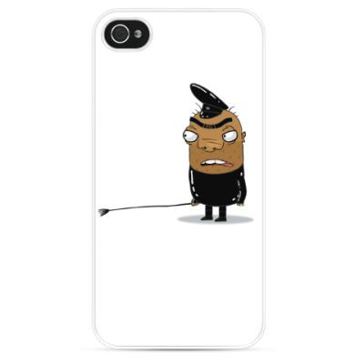 Чехол для iPhone ШаBen Gunn