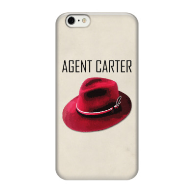 Чехол для iPhone 6/6s Agent Carter