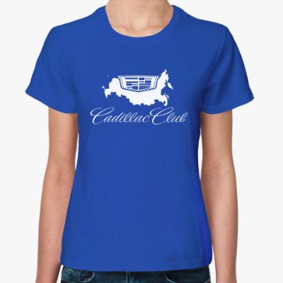 Женская футболка Женская футболка, разные цвета ПЕЧАТЬ