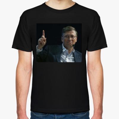 Футболка Билл Гейтс