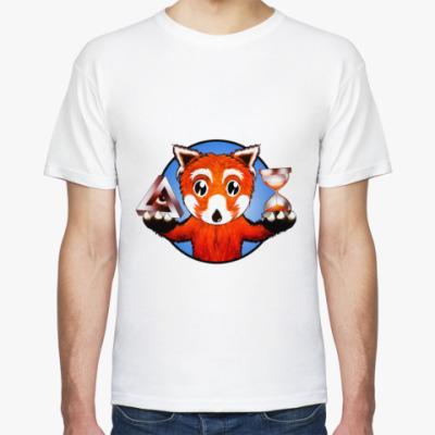 Футболка FOXKNOWS - Красная панда