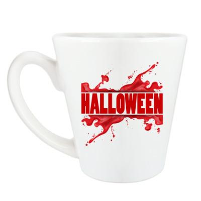 Чашка Латте Halloween