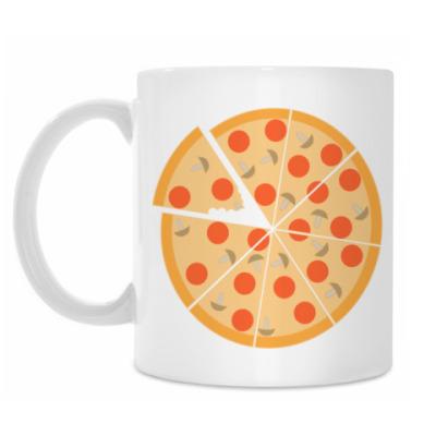 Кружка Пицца