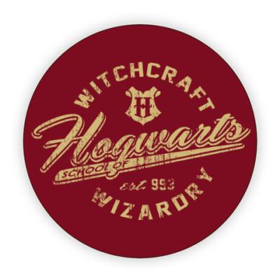 Костер (подставка под кружку) Hogwarts