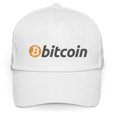 Кепка бейсболка Бейсболка Bitcoin