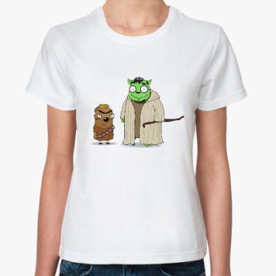 """Классическая футболка """"Добрые"""" ребята"""
