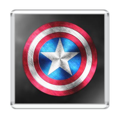 Магнит Captain America