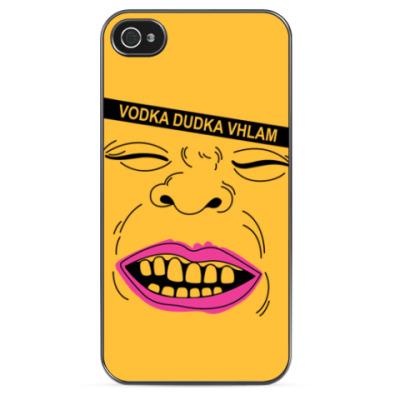 Чехол для iPhone Vodka Dudka Vhlam