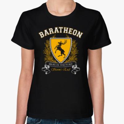 Женская футболка House Baratheon