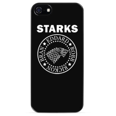 Чехол для iPhone Starks