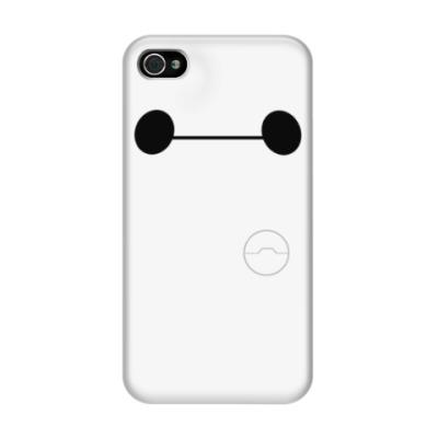 Чехол для iPhone 4/4s Baymax