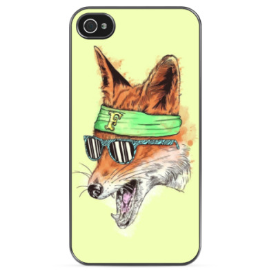 Чехол для iPhone 'Лис'