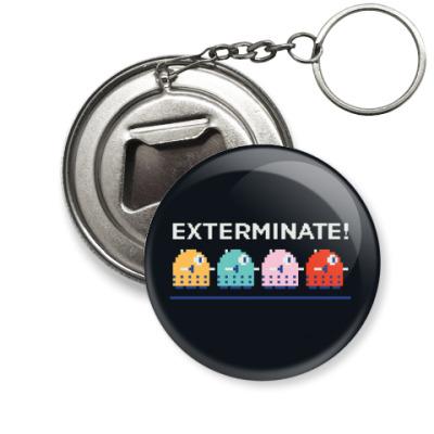 Брелок-открывашка Dalek exterminate
