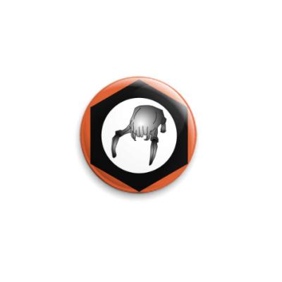 Значок 25мм Half-Life
