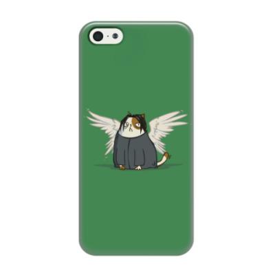 Чехол для iPhone 5/5s Снейпотрон (№39)