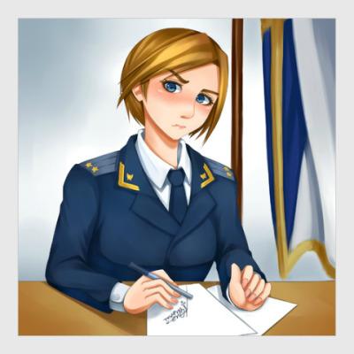 Постер Наталья Поклонская - прокурор Крыма