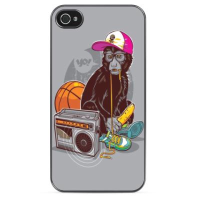 Чехол для iPhone 'Monkey'