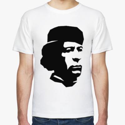 Футболка Муммарак Каддафи