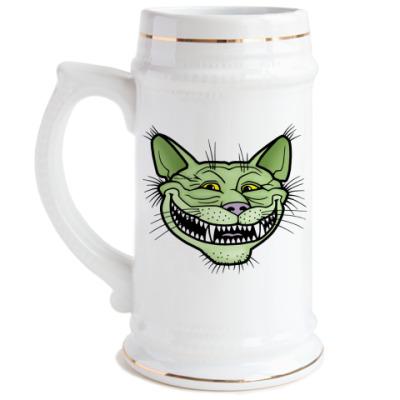 Пивная кружка Кото-тролль Кото-тролль, troll